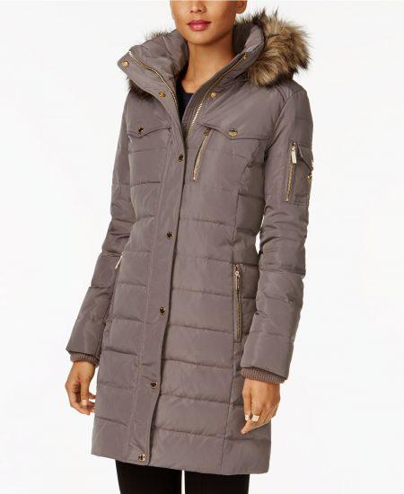 michael korrs puffer coat macys