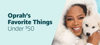 oprahs favorite things under 50 | Amazon Deal of the Day