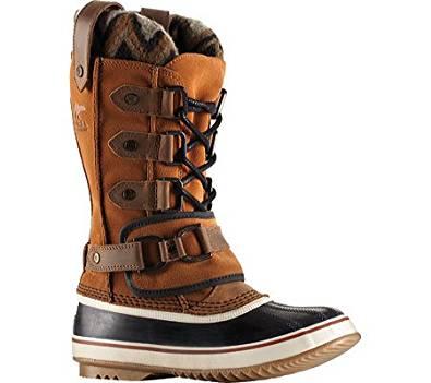 sorel joan of arctic knit premium snow boot