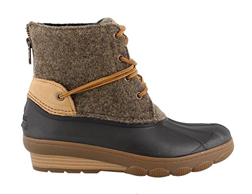 sperry saltwater canteen snow boot