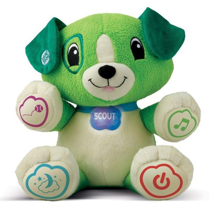 Leapfrog My Pal Scout | Last Minute Christmas Gifts for Babies and Kids