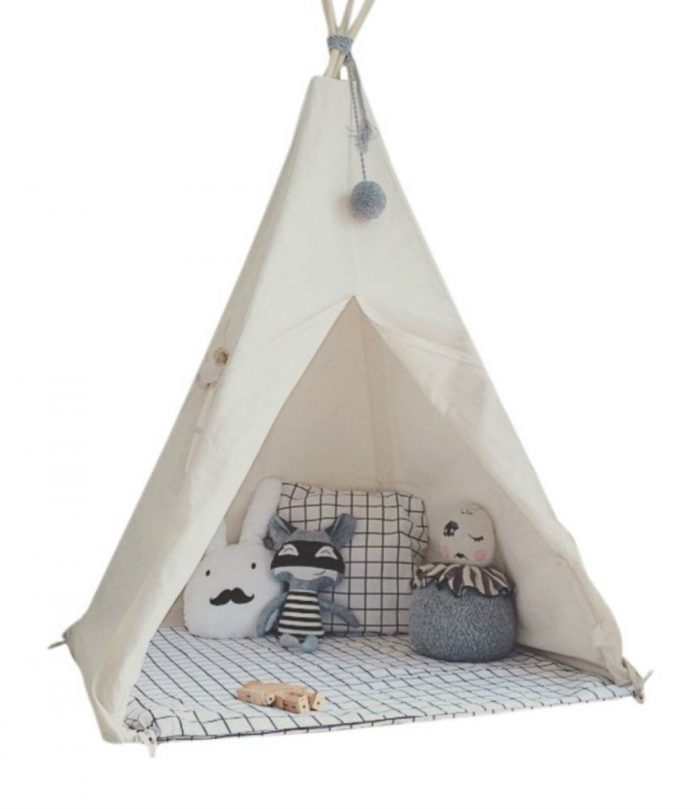 little dove teepee tent | Last Minute Christmas Gifts for Babies and Kids