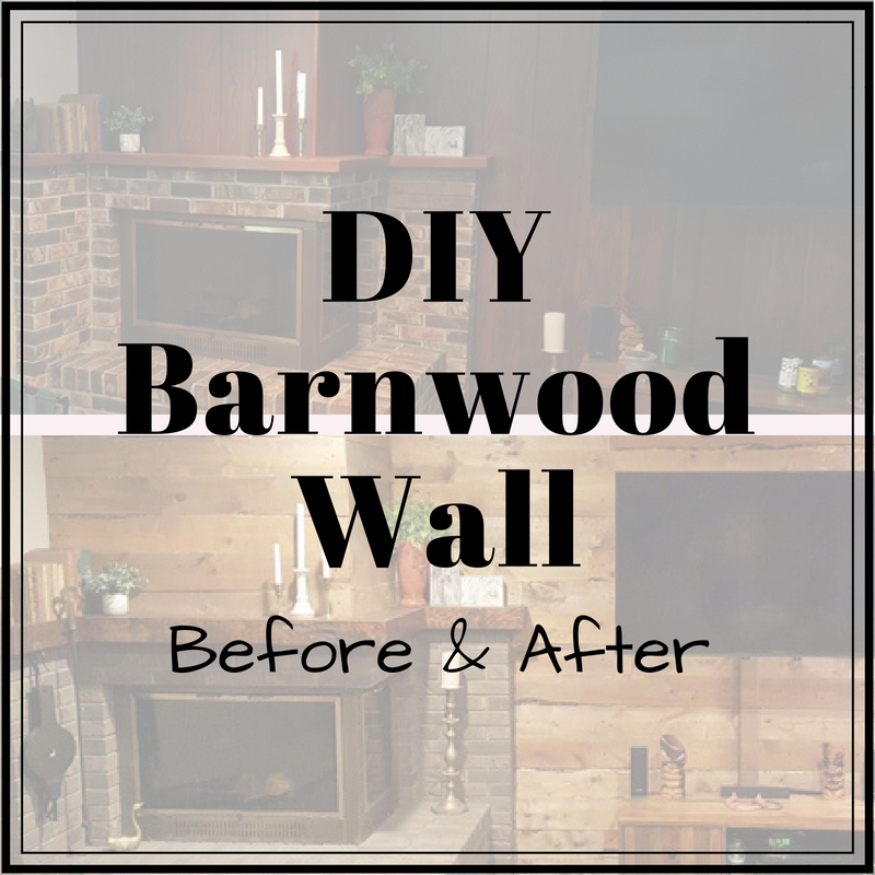 DIY barnwood wall before and after (1)