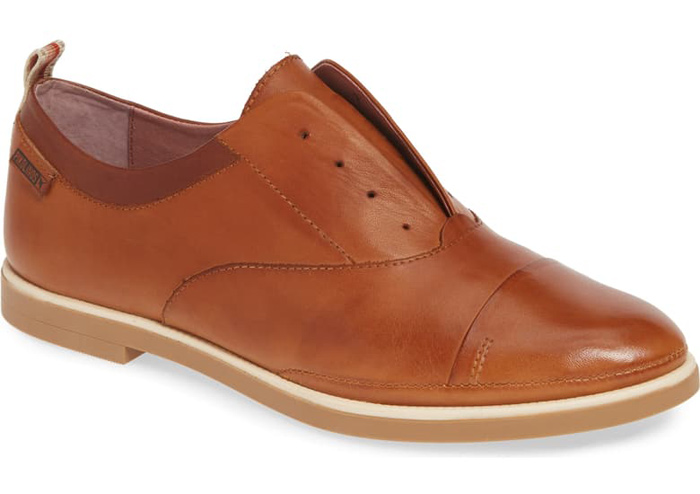 pyrgos laceless loafer