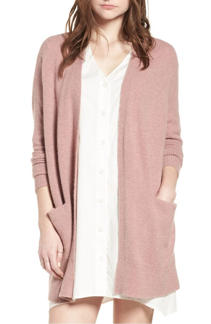 rose madewell sweater