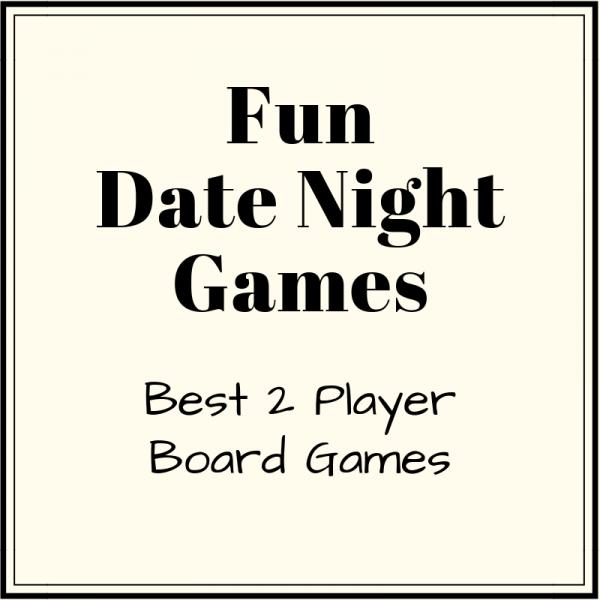 Fun Date Night Games: Best 2 Player Board Games