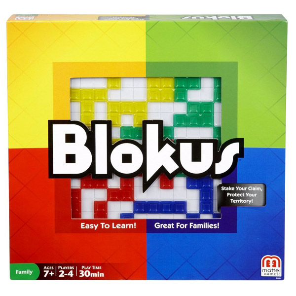 Blokus | Fun Date Night Games: Best 2 Player Board Games