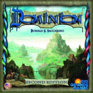 Dominion   Fun Date Night Games: Best 2 Player Board Games
