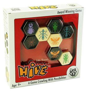 Hive | Fun Date Night Games: Best 2 Player Board Games