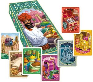 Jaipur | Fun Date Night Games: Best 2 Player Board Games