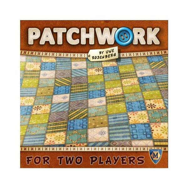 Patchwork | Fun Date Night Games: Best 2 Player Board Games