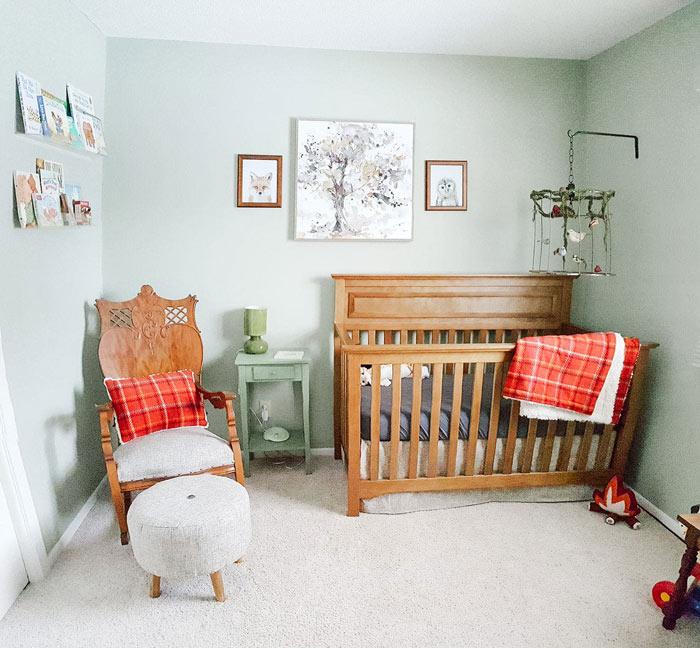 Nursery Decor | DIY Baby Mobile