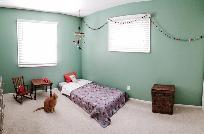 Bird Bedroom Decor | DIY Baby Mobile