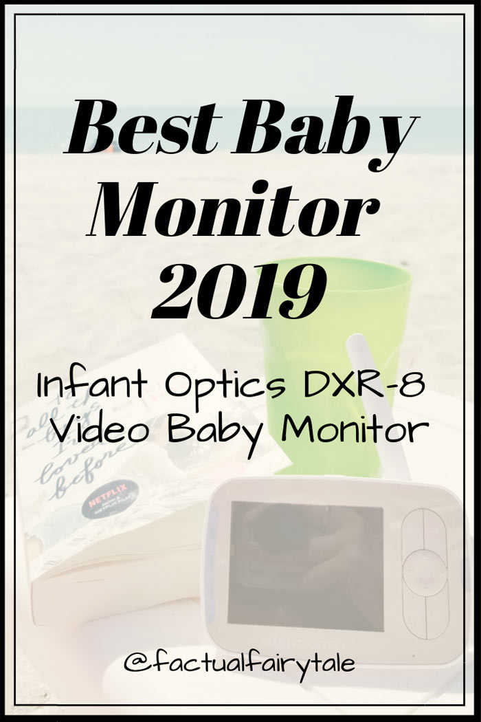 Best Baby Monitor 2019 - Infant Optics DXR-8 Video Baby Monitor Review