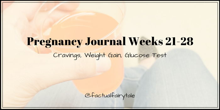 Second Trimester Pregnancy Journal Weeks 21-28