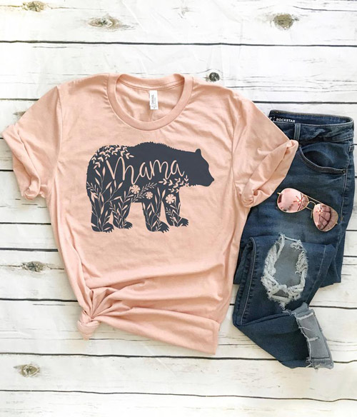 cute mama bear shirts