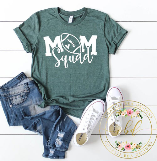 football mom squad