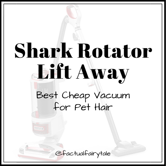 Shark Rotator Lift Away Reviews - Best Cheap Vacuum for Pet Hair
