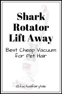 Shark Rotator Lift Away Reviews – Best Cheap Vacuum for Pet Hair