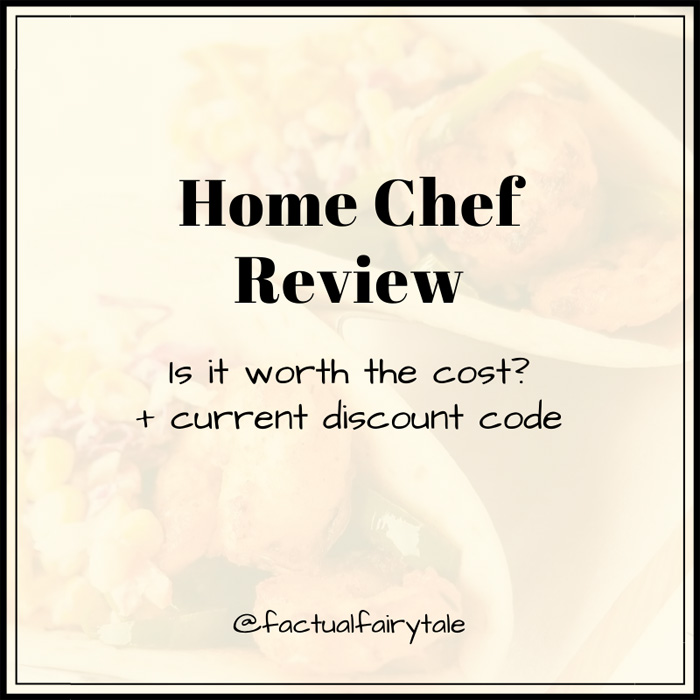 Is Home Chef worth the cost?