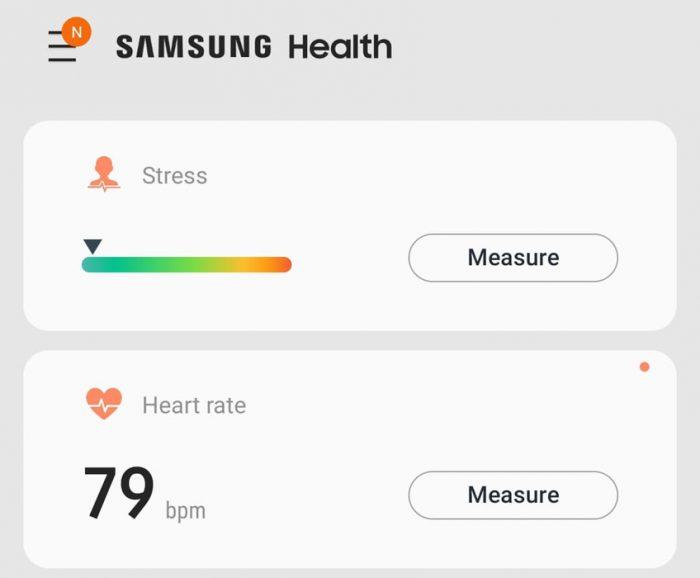 Covid-19 Symptoms, Care, Recovery - Samsung Health App